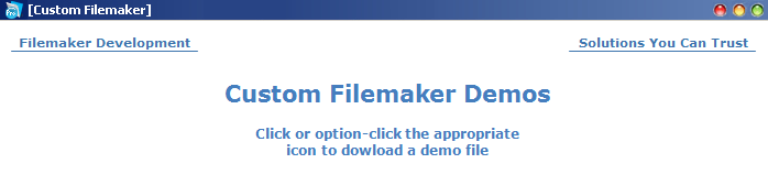 custom-filemaker-demo